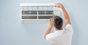 benefits of split system heating units