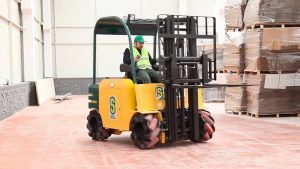 hiring the right forklift driver